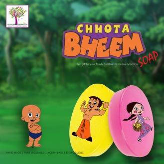 Chota Bheem Soap