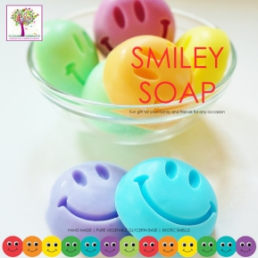 Smiley Soap