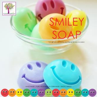 Smiley Soap